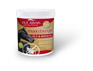 insektenabwehrmittel, max strength, fly & midget gel