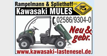 Rampelmann & Spliethoff Kawasaki MULES