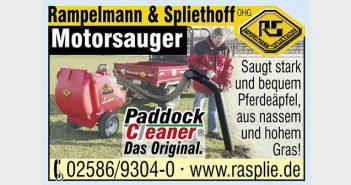 Rampelmann & Spliethoff Motorsauger