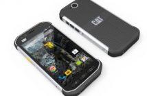 cat phones, s40 cat, Corning Gorilla Glass 4