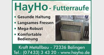 HayHo Futterraufe