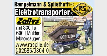 Rampelmann & Spliethoff Elektrotransporter