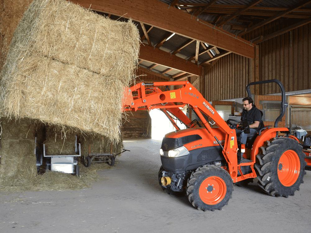 kubota traktor klein traktoren kubota m gx iii gxs. Black Bedroom Furniture Sets. Home Design Ideas