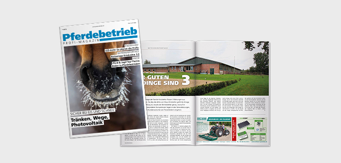 Pferdebetrieb Profi-Magazin