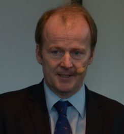Professor Dr. Dirk Winter von der HfWU Nürtingen-Geislingen.