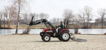 Traktor Knegt im Praxistest