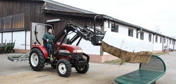 Knegt 404 G2 Traktor