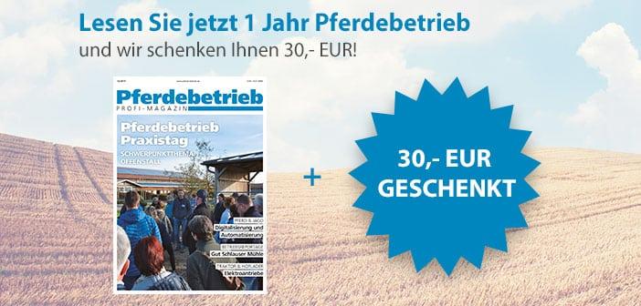 30 Euro Barprämie sichern