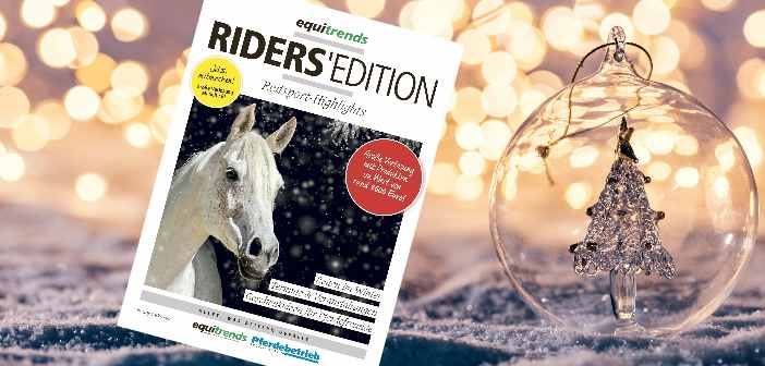 Equitrends Riders' Edition: Weihnachtsverlosung 2018
