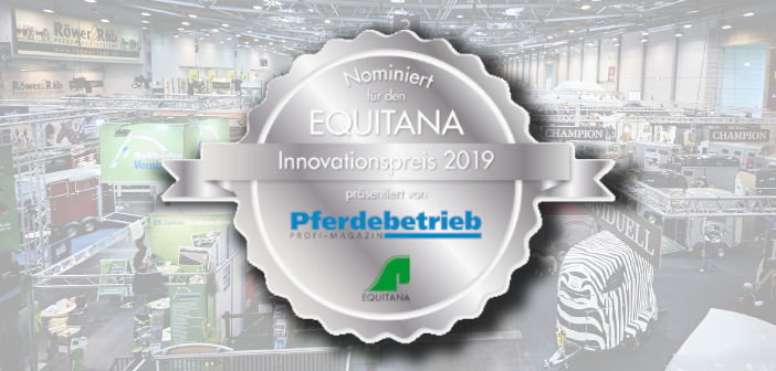 Equitana Innovationspreis 2019: Die Nominierten