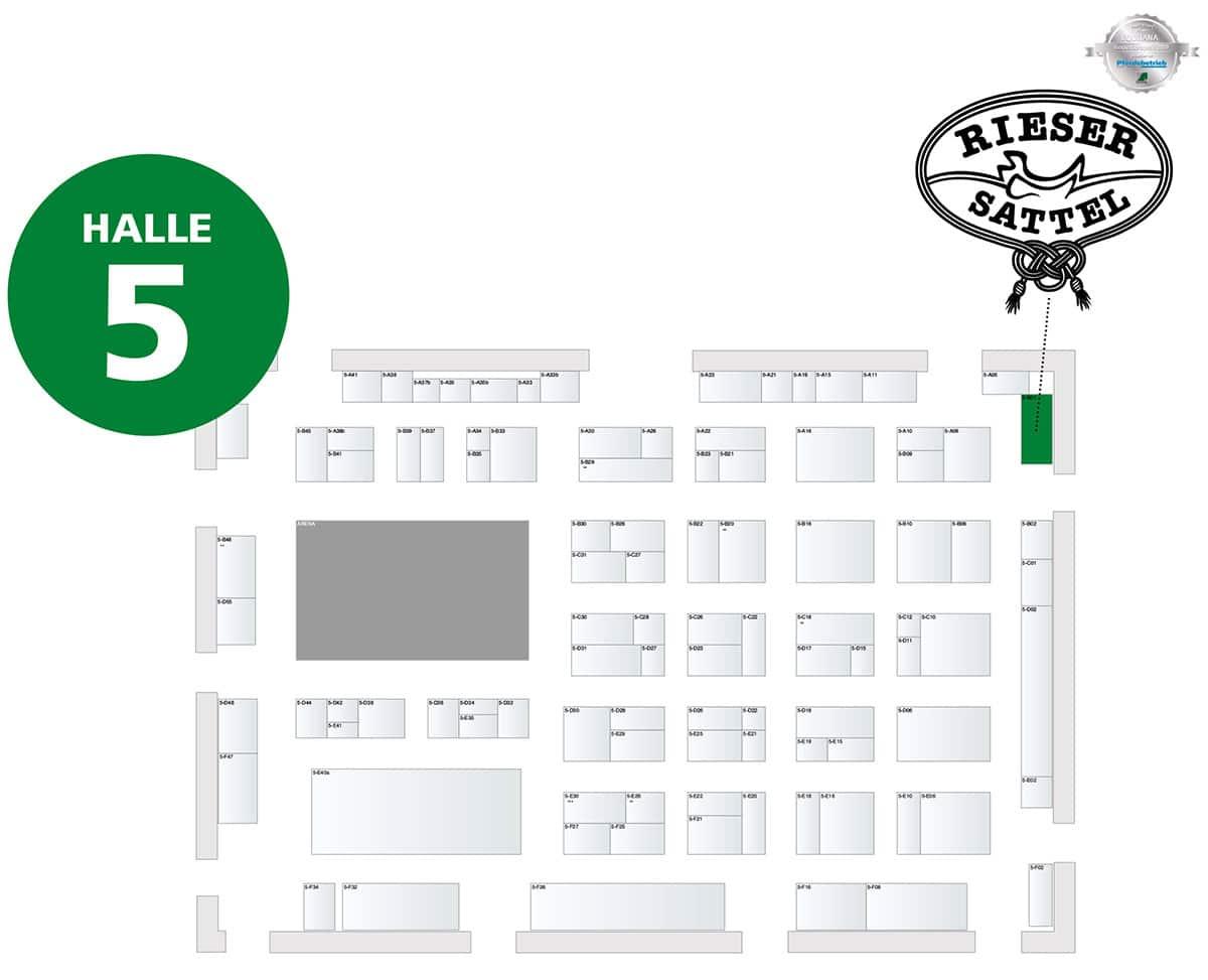Equitana 2019 Halle 5