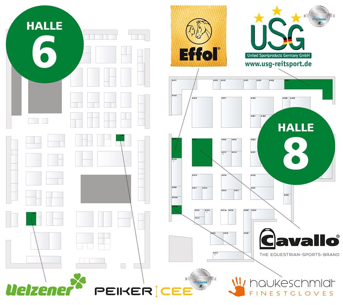 Equitana 2019 Halle 6+8