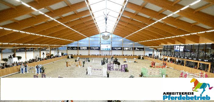 AK Pferdebetrieb Praxistag bei Ludger Beerbaum