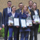GWP-Förderpreis: Drei Gewinnerinnen der HfWU