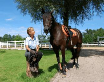 """Referentin des Webinars """"Pferde erfolgreich vermarkten"""" ist Martina Kratzer."""
