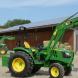Praxistest John Deere 4049M: Kompakttraktor