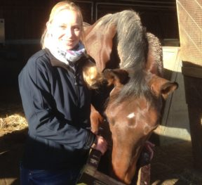 Dr. Isabell Marr Weiterbildung Pferd