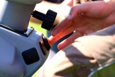 SDD-Schnelllenkung per Knopfdruck