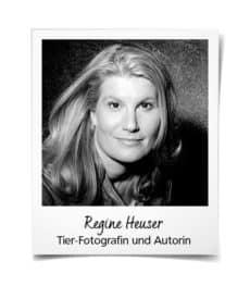Regine Heuser ist eine erfolgreiche Tierfotografin und Autorin. Foto: Katlen Bendel