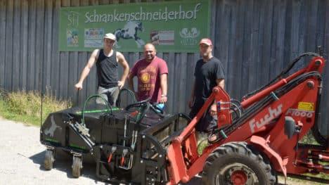 Hauptgewinn: Farm Servant