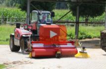 Kehrmaschine KM 570 Exklusiv