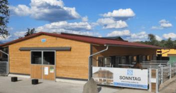 Sonntag-Musterstall: Fohlenaufzucht in Viernheim