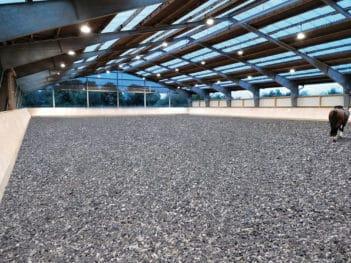 ASground®: Textiler Reitboden mit ASground.